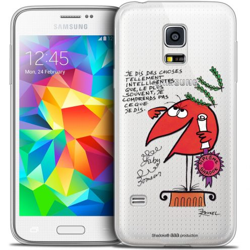 Coque Galaxy S5 Extra Fine Les Shadoks® - Intelligent
