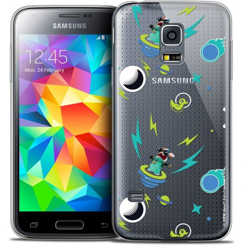 Coque Galaxy S5 Extra Fine Lapins Crétins™ - Space 1