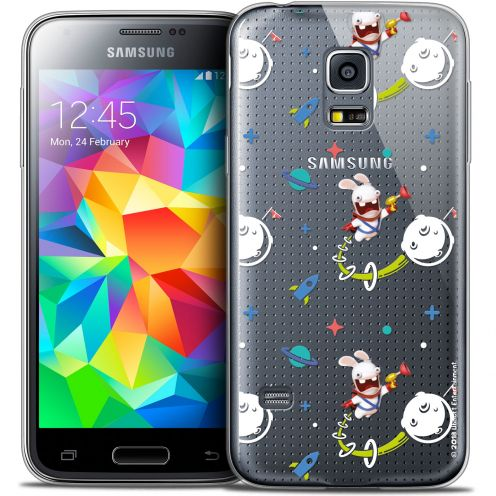 Coque Galaxy S5 Extra Fine Lapins Crétins™ - Space 2