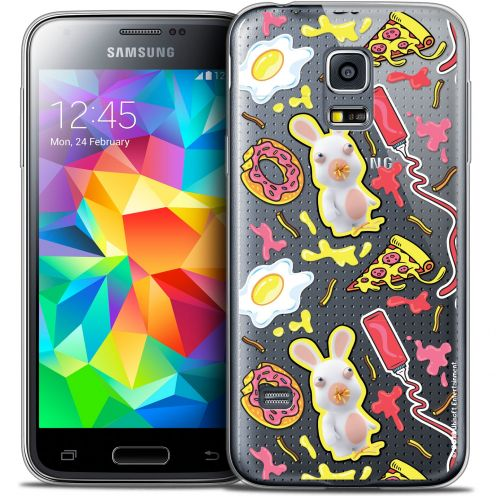 Coque Galaxy S5 Extra Fine Lapins Crétins™ - Egg Pattern