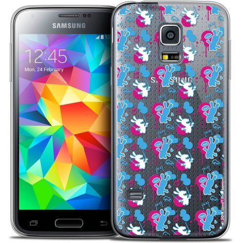 Coque Galaxy S5 Extra Fine Lapins Crétins™ - Rugby Pattern