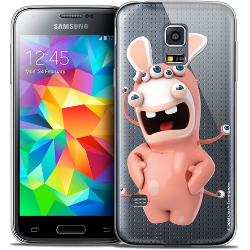 Coque Galaxy S5 Extra Fine Lapins Crétins™ - Extraterrestre