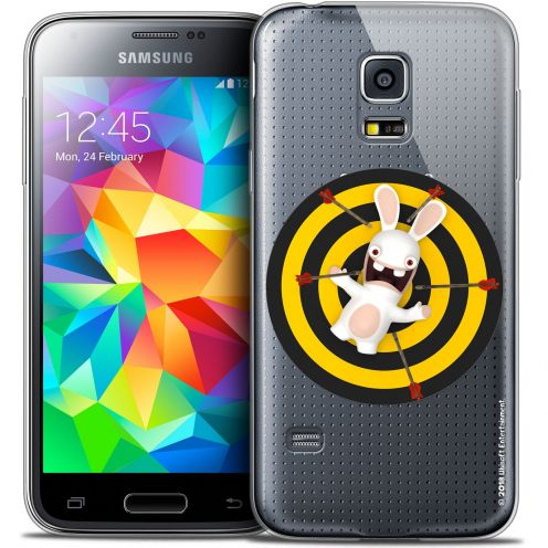 Coque Galaxy S5 Extra Fine Lapins Crétins™ - Target