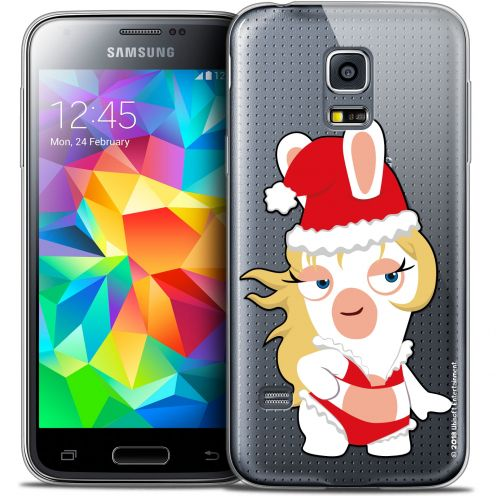 Coque Galaxy S5 Extra Fine Lapins Crétins™ - Lapin Danseuse