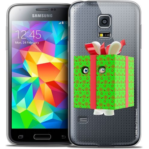 Coque Galaxy S5 Extra Fine Lapins Crétins™ - Lapin Surprise Vert
