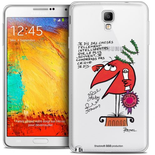 Coque Galaxy Note 3 Neo / Lite Extra Fine Les Shadoks® - Intelligent