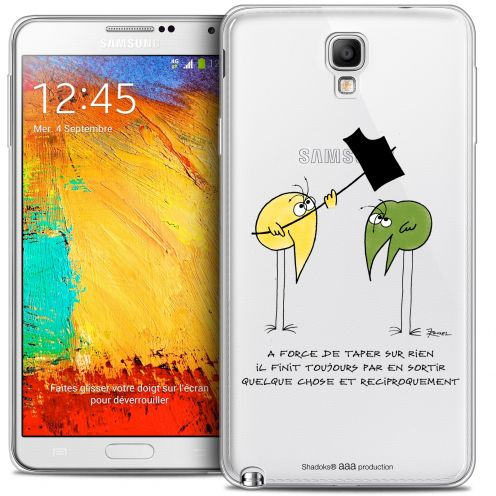 Coque Galaxy Note 3 Neo / Lite Extra Fine Les Shadoks® - A Force