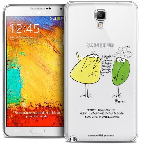 Coque Galaxy Note 3 Neo / Lite Extra Fine Les Shadoks® - Le Dialogue