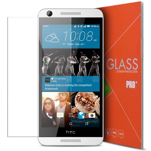 Protection d'écran Verre trempé HTC Desire 626 - 9H Glass Pro+ HD  2.5D