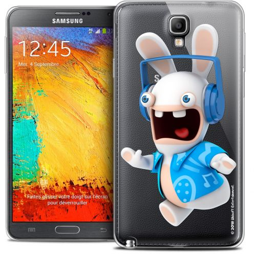 Coque Galaxy Note 3 Neo / Lite Extra Fine Lapins Crétins™ - Techno Lapin