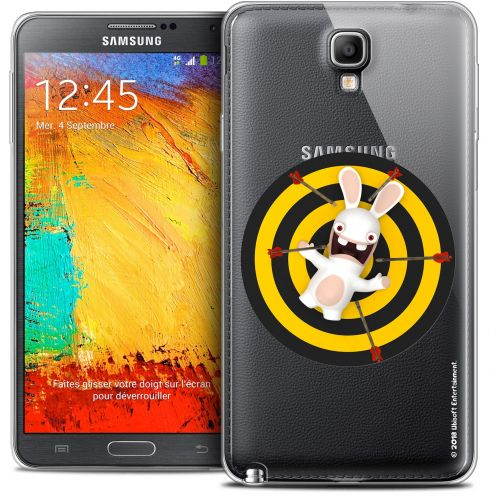 Coque Galaxy Note 3 Neo / Lite Extra Fine Lapins Crétins™ - Target