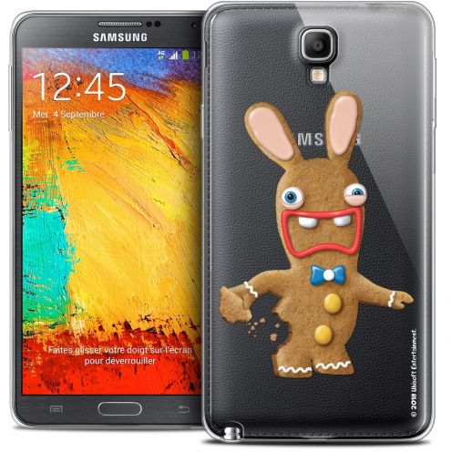 Coque Galaxy Note 3 Neo / Lite Extra Fine Lapins Crétins™ - Cookie