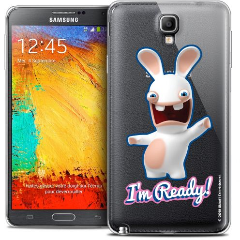 Coque Galaxy Note 3 Neo / Lite Extra Fine Lapins Crétins™ - I'm Ready !