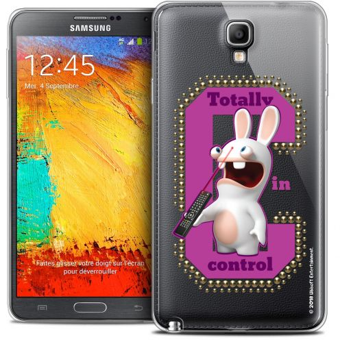 Coque Galaxy Note 3 Neo / Lite Extra Fine Lapins Crétins™ - In Control !