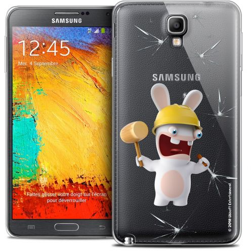 Coque Galaxy Note 3 Neo / Lite Extra Fine Lapins Crétins™ - Breaker