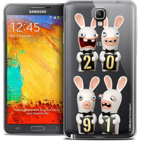 Coque Galaxy Note 3 Neo / Lite Extra Fine Lapins Crétins™ - New Year
