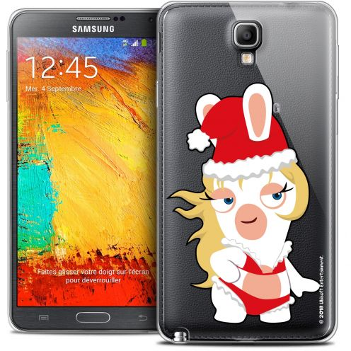 Coque Galaxy Note 3 Neo / Lite Extra Fine Lapins Crétins™ - Lapin Danseuse