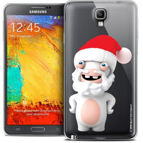 Coque Galaxy Note 3 Neo / Lite Extra Fine Lapins Crétins™ - Lapin Noël