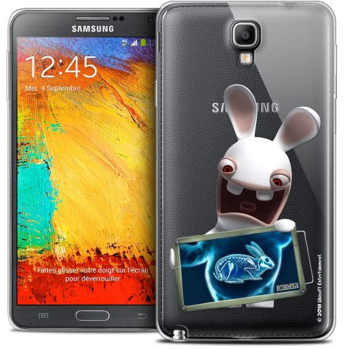 Coque Galaxy Note 3 Neo / Lite Extra Fine Lapins Crétins™ - X Ray Crétin