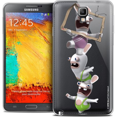 Coque Galaxy Note 3 Neo / Lite Extra Fine Lapins Crétins™ - TV Sport