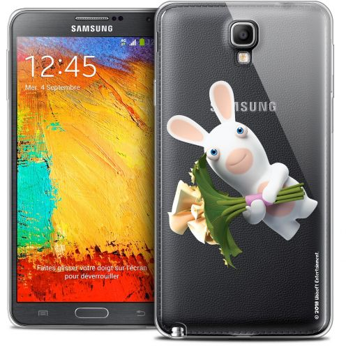 Coque Galaxy Note 3 Neo / Lite Extra Fine Lapins Crétins™ - Bouquet Crétin