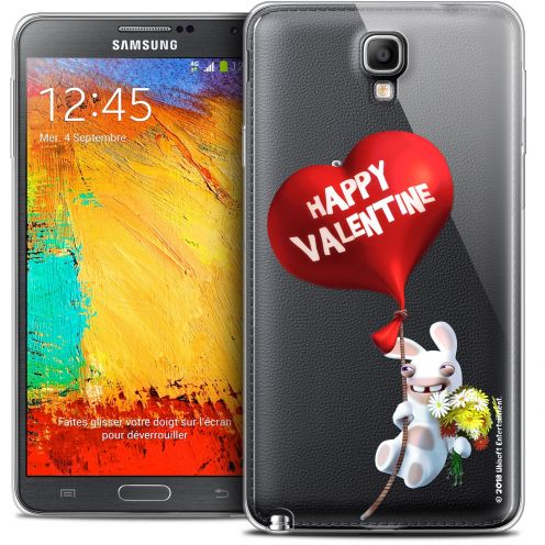 Coque Galaxy Note 3 Neo / Lite Extra Fine Lapins Crétins™ - Valentin Crétin
