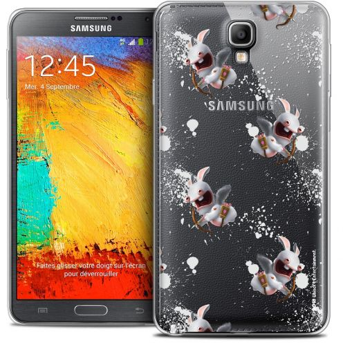 Coque Galaxy Note 3 Neo / Lite Extra Fine Lapins Crétins™ - Cupidon Pattern