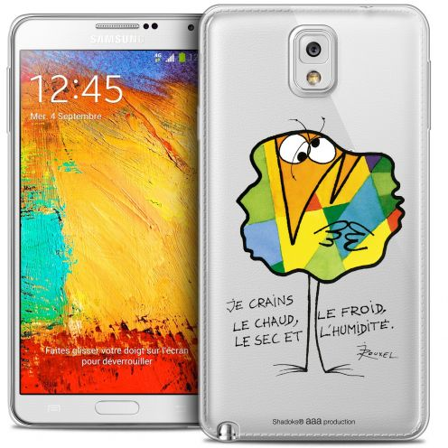 Coque Galaxy Note 3 Extra Fine Les Shadoks® - Chaud ou Froid