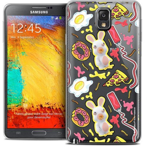 Coque Galaxy Note 3 Extra Fine Lapins Crétins™ - Egg Pattern