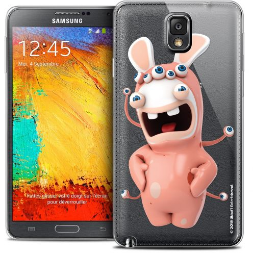 Coque Galaxy Note 3 Extra Fine Lapins Crétins™ - Extraterrestre