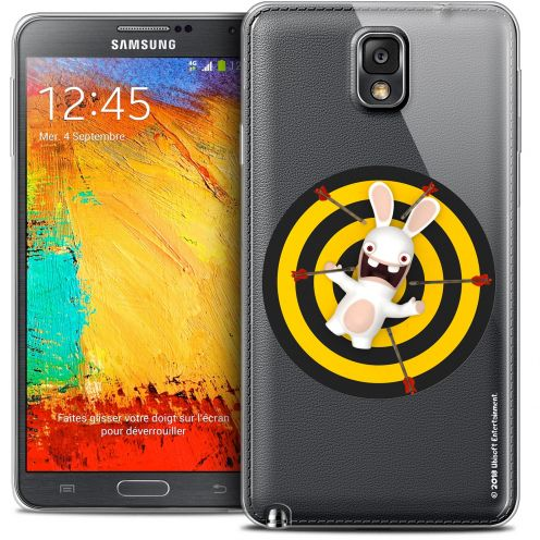 Coque Galaxy Note 3 Extra Fine Lapins Crétins™ - Target
