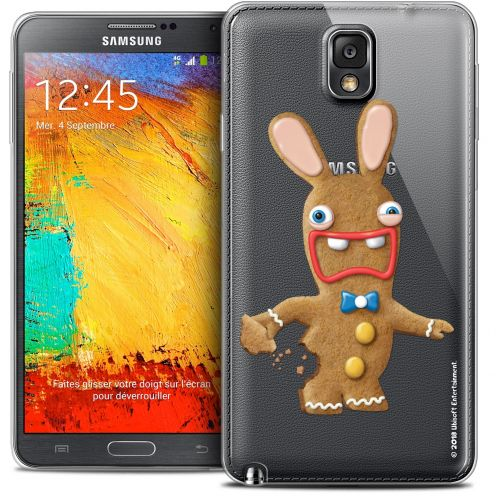 Coque Galaxy Note 3 Extra Fine Lapins Crétins™ - Cookie
