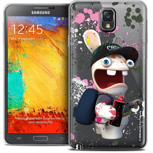Coque Galaxy Note 3 Extra Fine Lapins Crétins™ - Painter