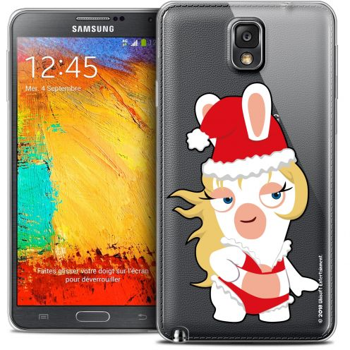 Coque Galaxy Note 3 Extra Fine Lapins Crétins™ - Lapin Danseuse
