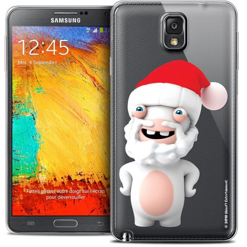 Coque Galaxy Note 3 Extra Fine Lapins Crétins™ - Lapin Noël