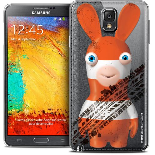 Coque Galaxy Note 3 Extra Fine Lapins Crétins™ - On the Road