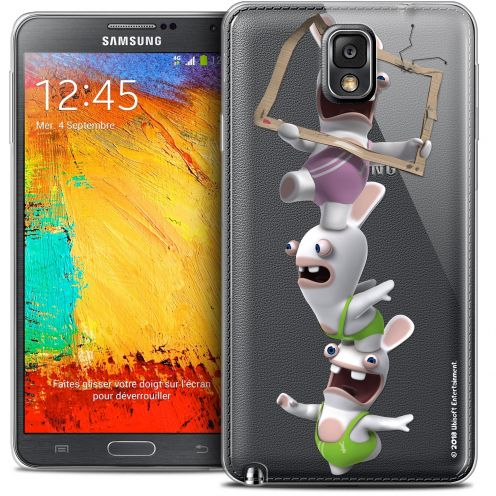 Coque Galaxy Note 3 Extra Fine Lapins Crétins™ - TV Sport