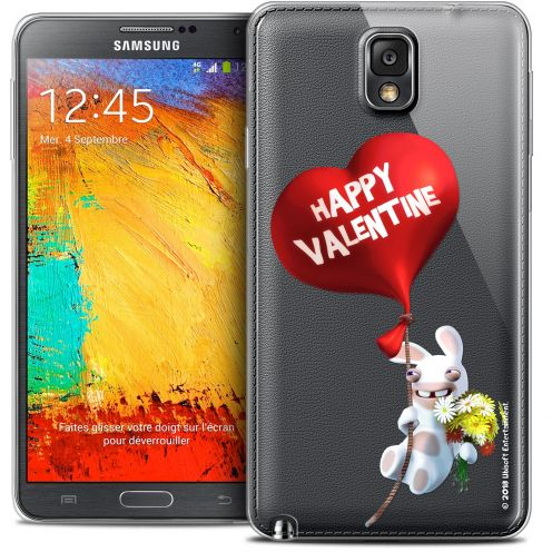 Coque Galaxy Note 3 Extra Fine Lapins Crétins™ - Valentin Crétin