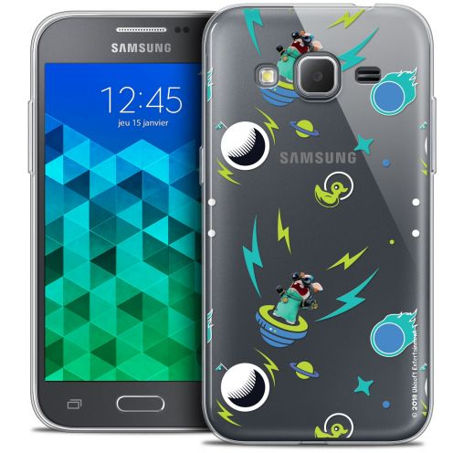 Coque Samsung Galaxy Core Prime (G360) Extra Fine Lapins Crétins™ - Space 1