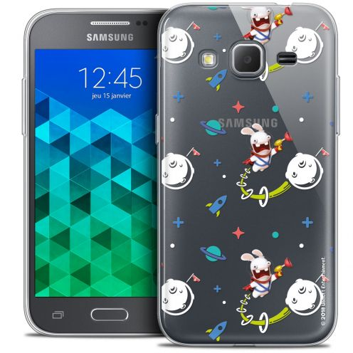 Coque Samsung Galaxy Core Prime (G360) Extra Fine Lapins Crétins™ - Space 2