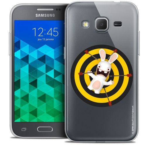 Coque Samsung Galaxy Core Prime (G360) Extra Fine Lapins Crétins™ - Target