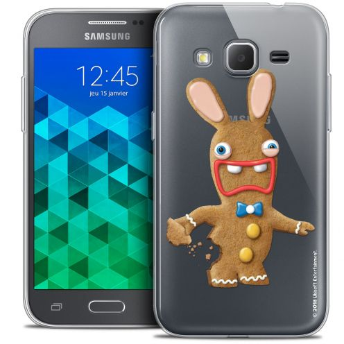 Coque Samsung Galaxy Core Prime (G360) Extra Fine Lapins Crétins™ - Cookie
