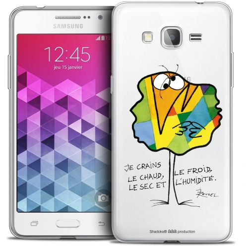 Coque Galaxy Grand Prime Extra Fine Les Shadoks® - Chaud ou Froid