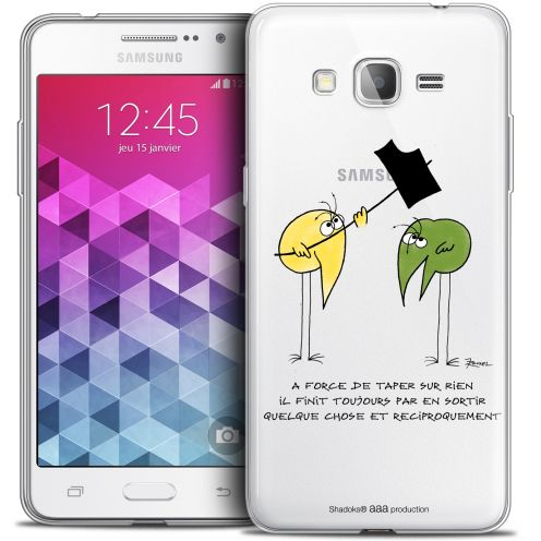 Coque Galaxy Grand Prime Extra Fine Les Shadoks® - A Force