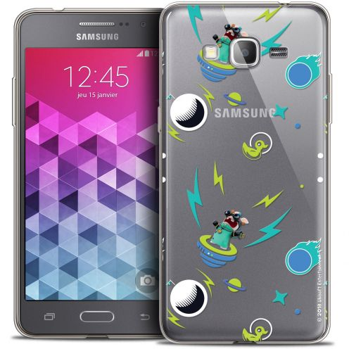 Coque Galaxy Grand Prime Extra Fine Lapins Crétins™ - Space 1