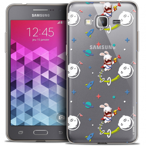 Coque Galaxy Grand Prime Extra Fine Lapins Crétins™ - Space 2