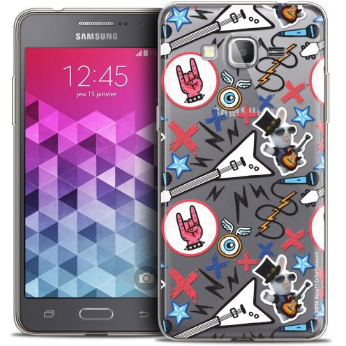 Coque Galaxy Grand Prime Extra Fine Lapins Crétins™ - Rock Pattern