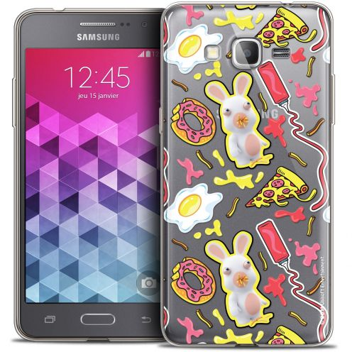 Coque Galaxy Grand Prime Extra Fine Lapins Crétins™ - Egg Pattern