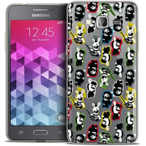 Coque Galaxy Grand Prime Extra Fine Lapins Crétins™ - Punk Pattern