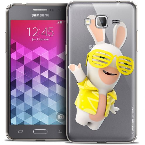 Coque Galaxy Grand Prime Extra Fine Lapins Crétins™ - Sun Glassss!